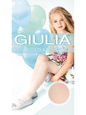 Колготки детские GIULIA LOLA 01