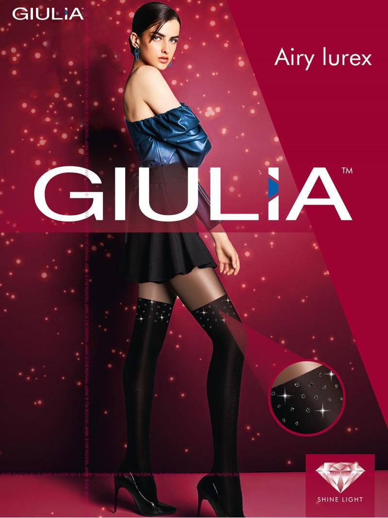 Колготки Giulia AIRY LUREX 01