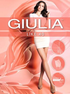 Колготки Giulia LIKE 40 (упаковка 10 шт)
