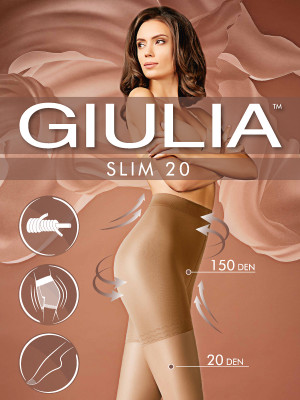 Колготки Giulia SLIM 20