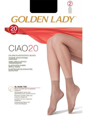 Носки GOLDEN LADY Ciao 20
