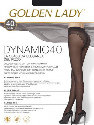 Колготки GOLDEN LADY Dinamic 40