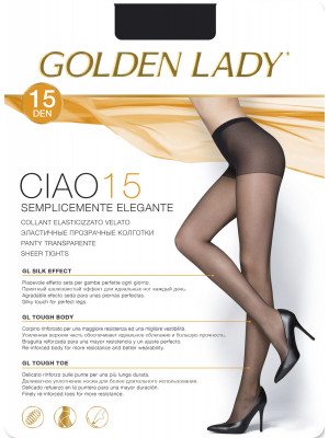 Колготки GOLDEN LADY Ciao 15