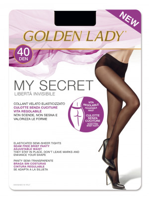 Колготки GOLDEN LADY MY SECRET 40