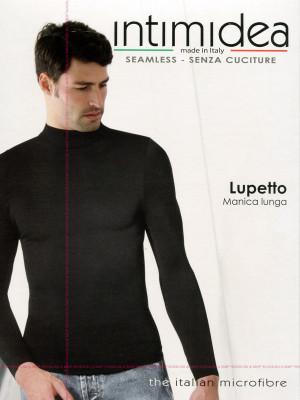 Водолазка мужская INTIMIDEA UOMO T-SHIRT LUPETTO manica lunga