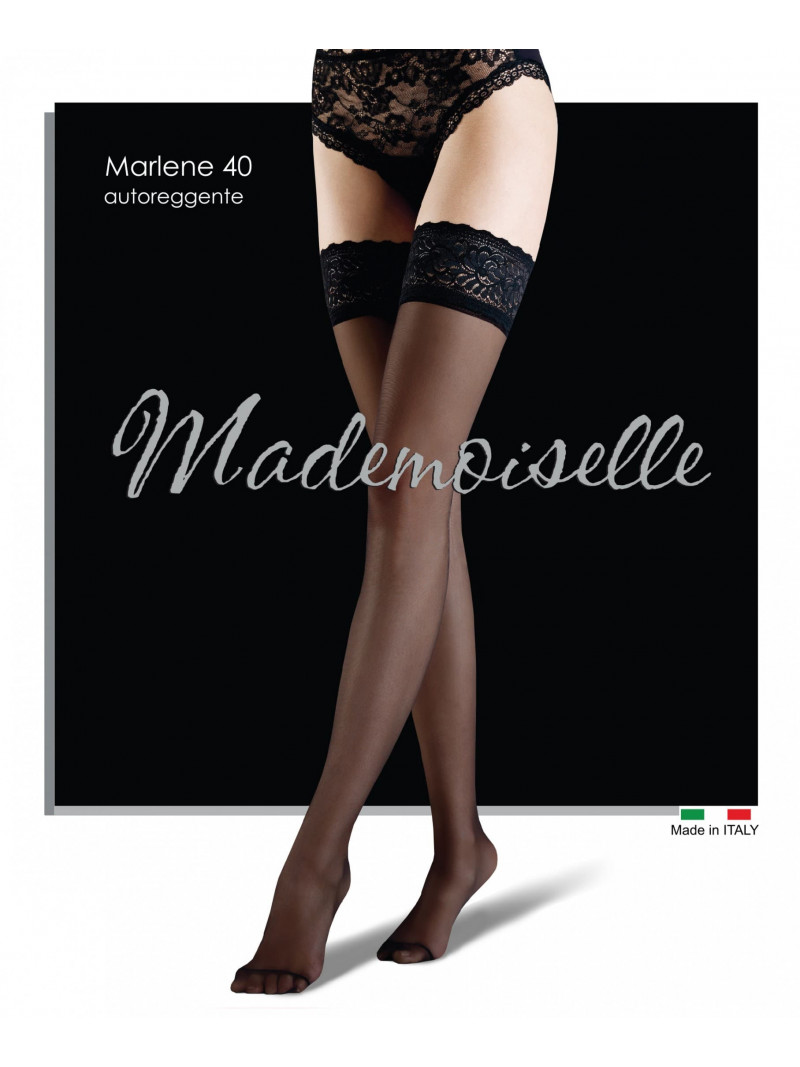 Чулки MADEMOISELLE Marlene 40