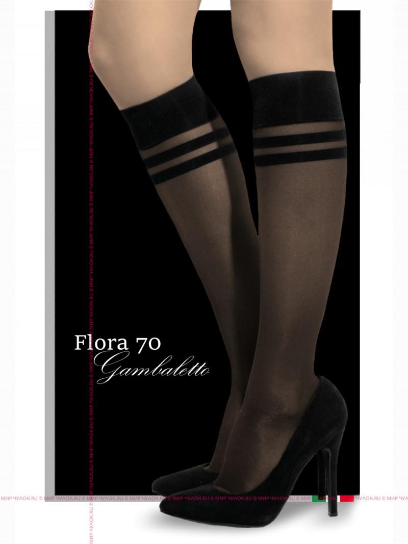 Гольфы женские MADEMOISELLE Flora 70