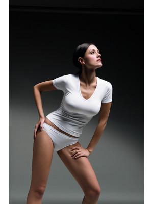 Футболка Mademoiselle T-Shirt Decolette Scollo V