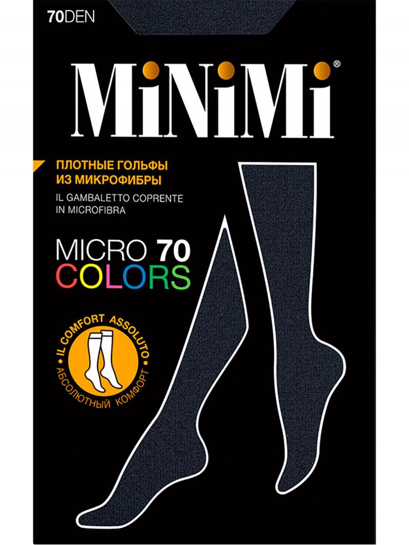 Гольфы MINIMI MICRO COLORS 70