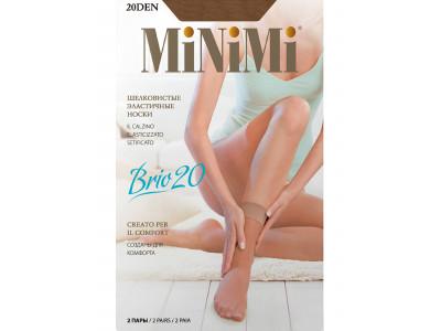 Носки MINIMI BRIO 20 Lycra