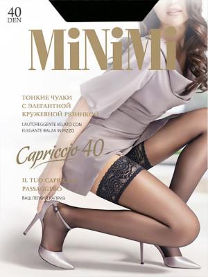 Чулки MINIMI CAPRICCIO 40 NEW