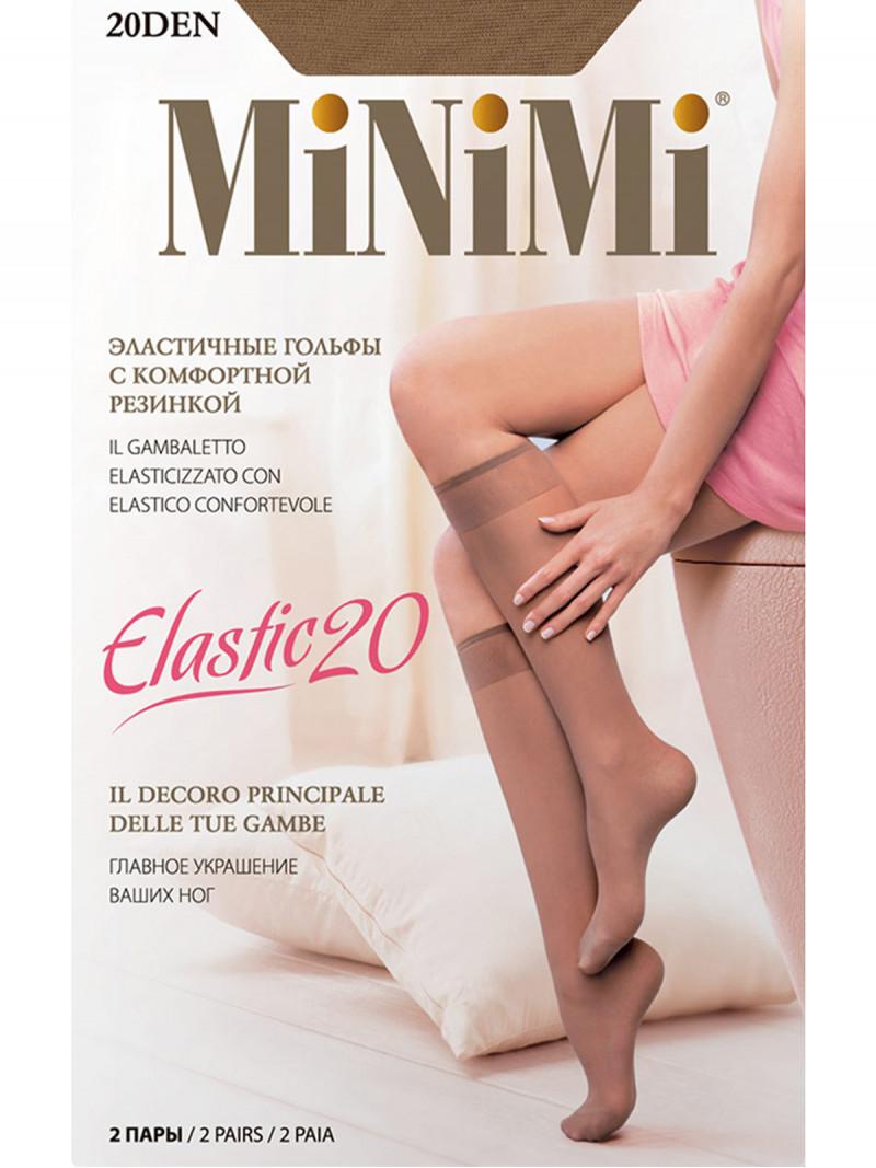 Гольфы MINIMI ELASTIC 20 gambaletto