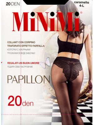 Колготки MINIMI PAPILLON 20