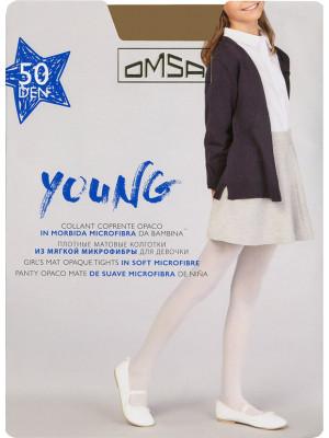 Колготки детские OMSA YOUNG 50