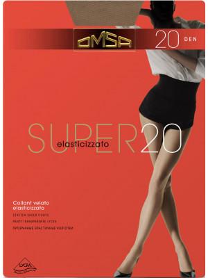 Колготки OMSA Super 20 (упаковка 5 шт)