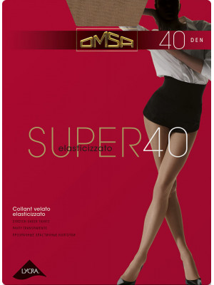 Колготки OMSA Super 40 (упаковка 5 шт)