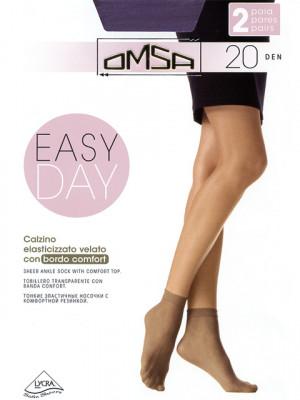 Носки OMSA EASY DAY 20