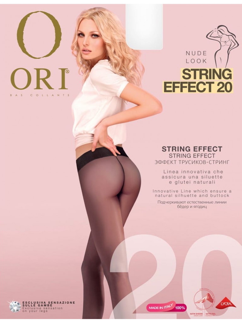 Колготки ORI STRING EFFECT 20