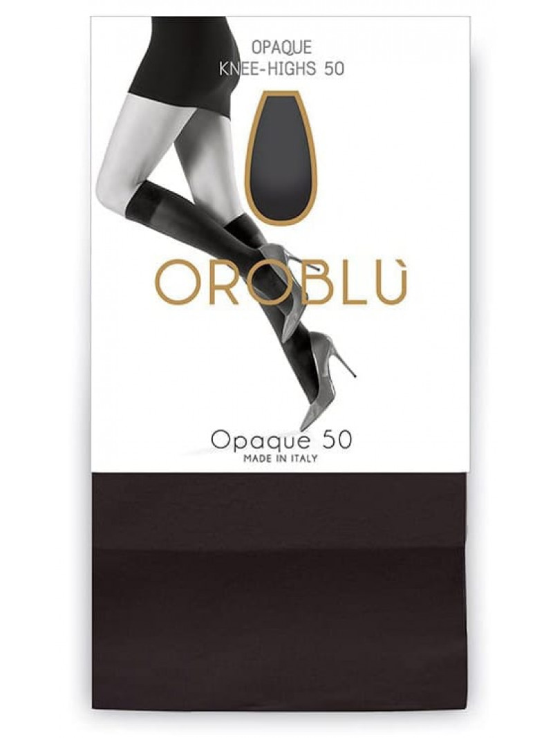 Гольфы OROBLU Mi Bas Opaque 50