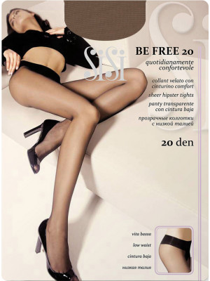 Колготки SISI Be Free 20 Vita Bassa