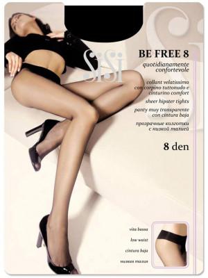 Колготки SISI Be Free 8 Vita Bassa