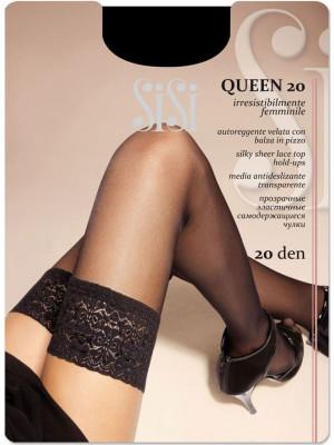 Чулки SISI Queen 20 скидка