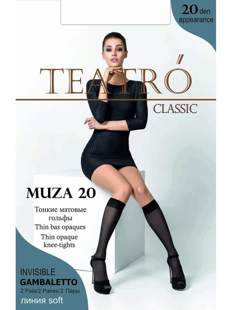 Гольфы TEATRO MUZA 20