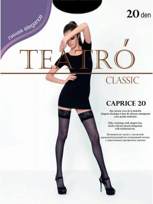 Чулки TEATRO CAPRICE 20 (упаковка 5 шт)