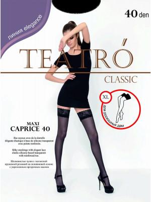 Чулки TEATRO CAPRICE 40 XL