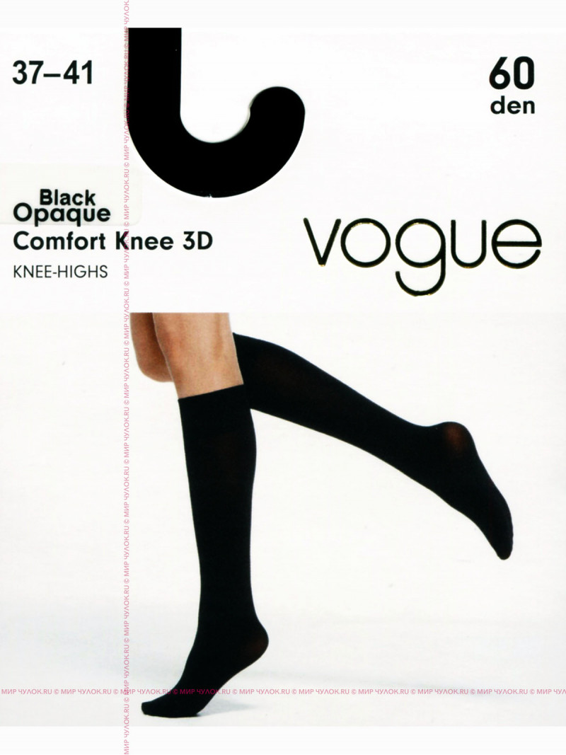 Гольфы VOGUE OPAQUE COMFORT 60 knee-highs