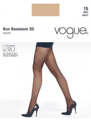 Колготки VOGUE RUN RESISTANT 3D 15