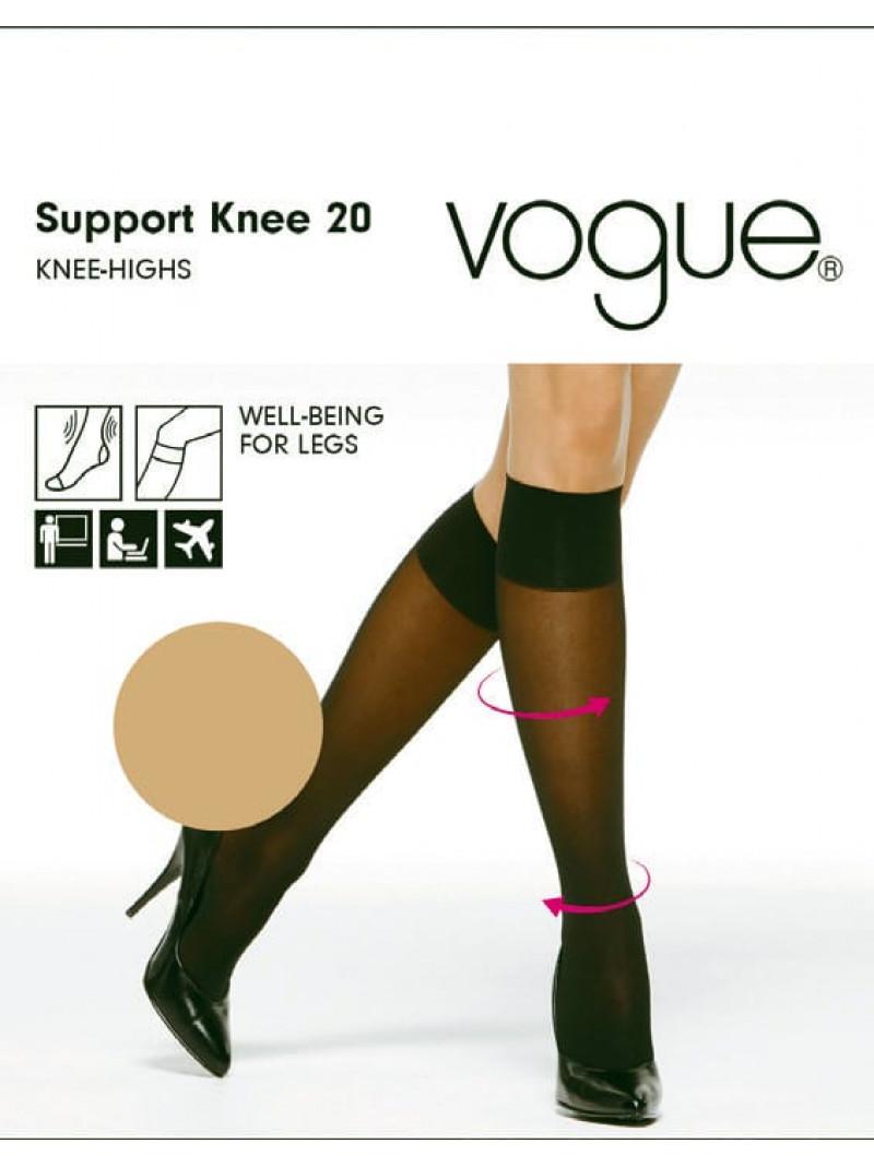 Гольфы VOGUE SUPPORT KNEE 20 knee-highs